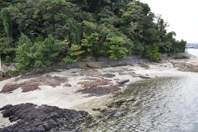 竹島八景 常磐の磯,ときわのいそ
