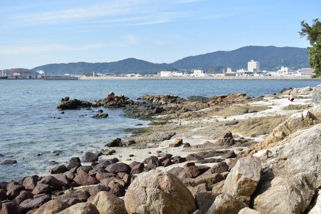 竹島八景 沖の島,おきのしま